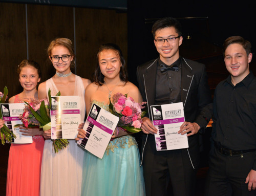 Atterbury National Piano Competition 2017